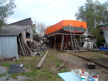 Rénovation du Au Gré des Vents