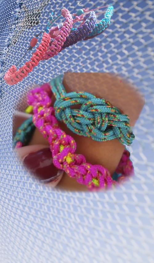 Atelier Bracelets et Porte-clés