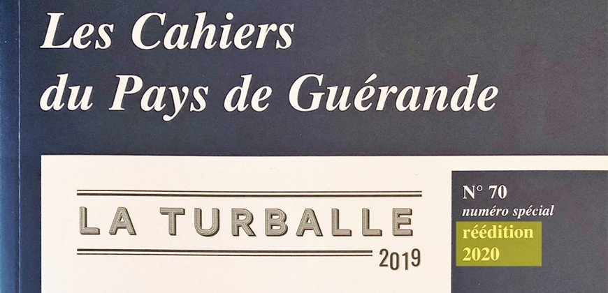 Cahier de Guérande Spécial La Turballe