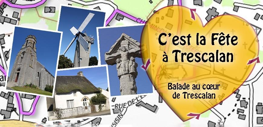 """Balade """"C'est la fête à Trescalan"""""""