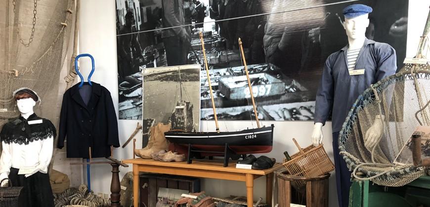 Musée Maison de la Pêche sur RCF Sud Bretagne